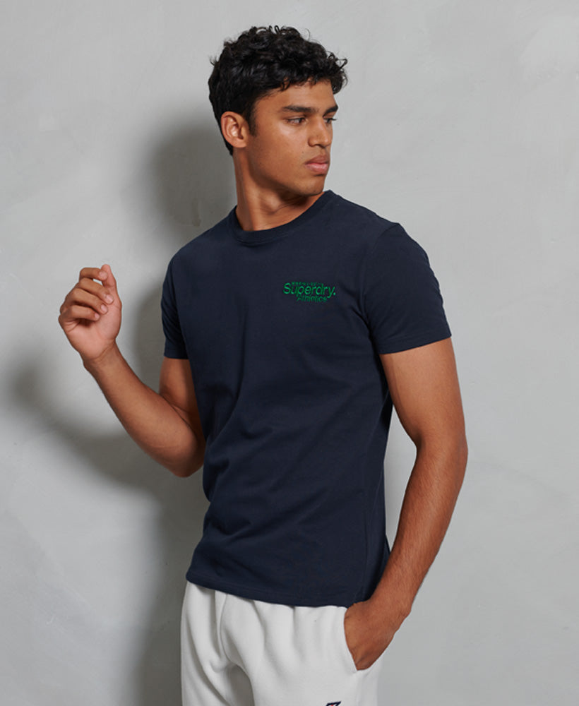Core Logo Athletics Micro T-Shirt