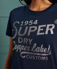 COPPER LABEL TEE