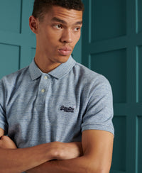 Classic Pique Polo Shirt - Superdry Malaysia