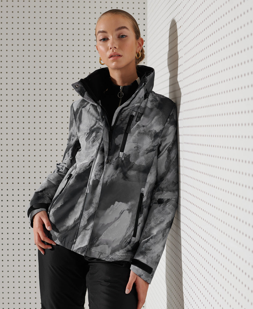 Spirit Camo Hurricane Jacket