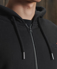 Orange Label Classic Zip hoodie