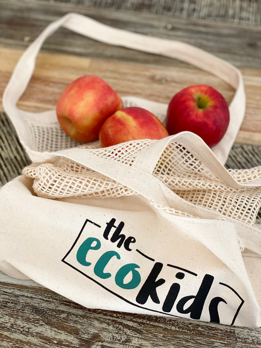 100% Organic Cotton Produce Bag
