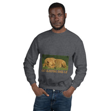 Load image into Gallery viewer, Let Sleeping Dogs Lie | Unisex Premium Sweatshirt