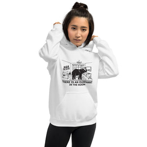 There is an Elephant in the Room | Unisex Premium Hoodie
