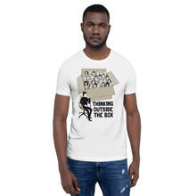 Load image into Gallery viewer, Thinking Outside the Box | Short-Sleeve Unisex Premium T-Shirt