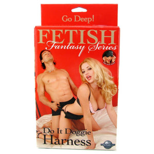 Fetish Fantasy Series Do It Doggie Harness by Pipedream