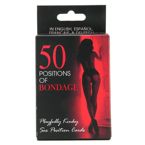 50 Positions of Bondage by Kheper Games