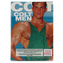 Load image into Gallery viewer, Colt Men Playing Cards by CalExotics