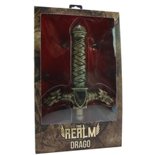 Load image into Gallery viewer, The Realm Drago Lock On Sword Dildo Handle by Blush