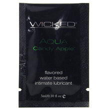 Load image into Gallery viewer, Teasers 10 Lube Packettes in 3mL/0.1oz by Wicked Sensual Care