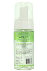 Green Foaming Toy Cleaner in 3.4oz/100ml by Intimate Earth