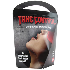 Take Control Domination Surprise Bag by Ozze