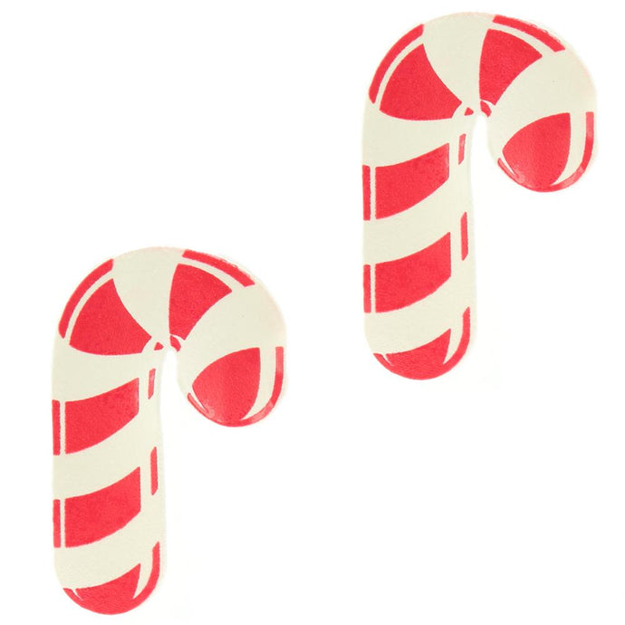Edible Peppermint Candy Cane Pasties by Kheper Games