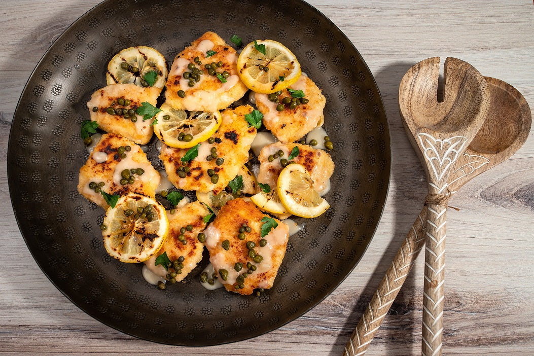Chicken Piccata Family Meal