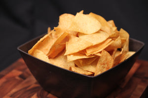 Lime Sea Salt Tortilla Chips
