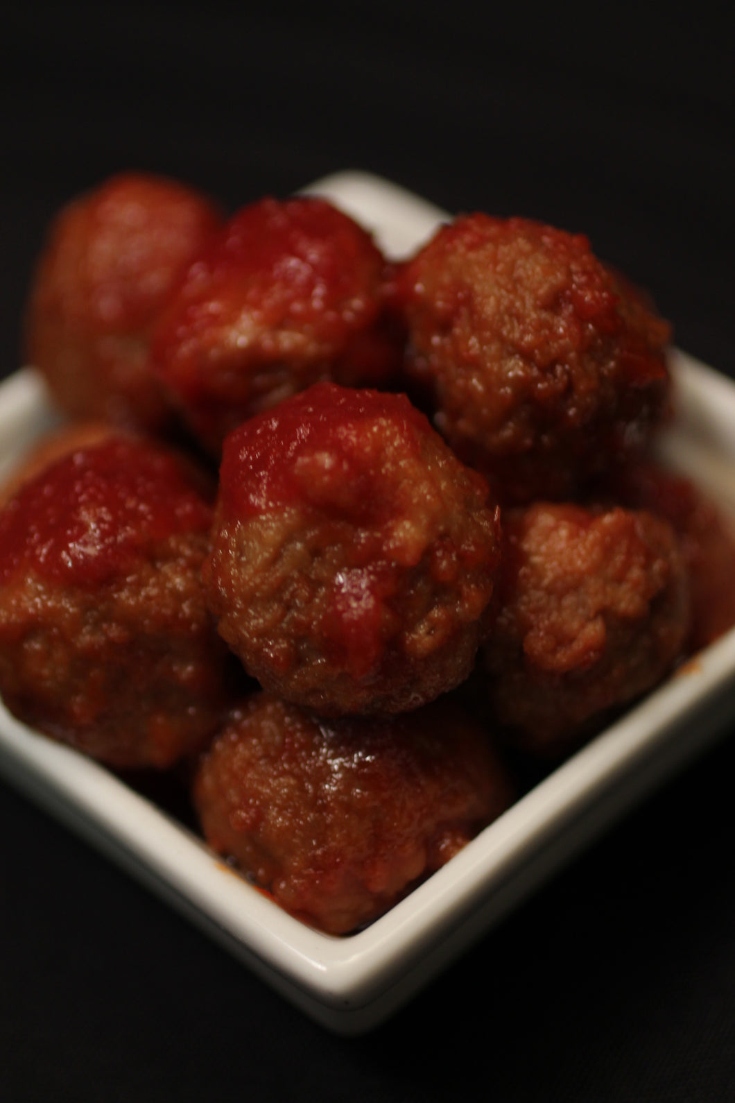 Sweet & Sour Meatballs - Frozen