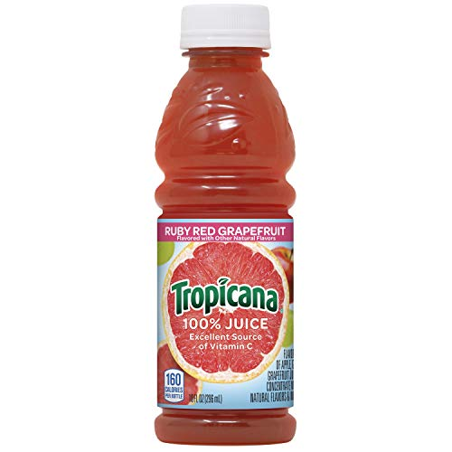 Tropicana ® Grapefruit Juice - 10oz Bottle