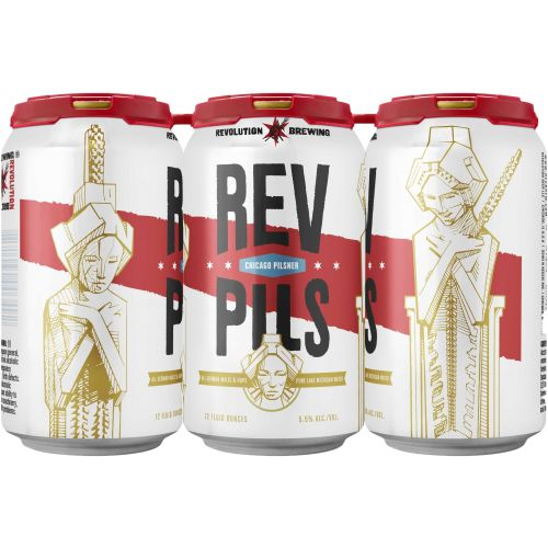 Revolution Rev Pils