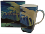 McIntosh Harris Lake and Mountains Grande Mug