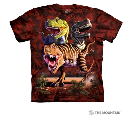 Youth Rex Collage T-Shirt