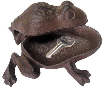 Frog Key Box Holder