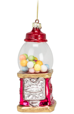 Gum ball Ornament