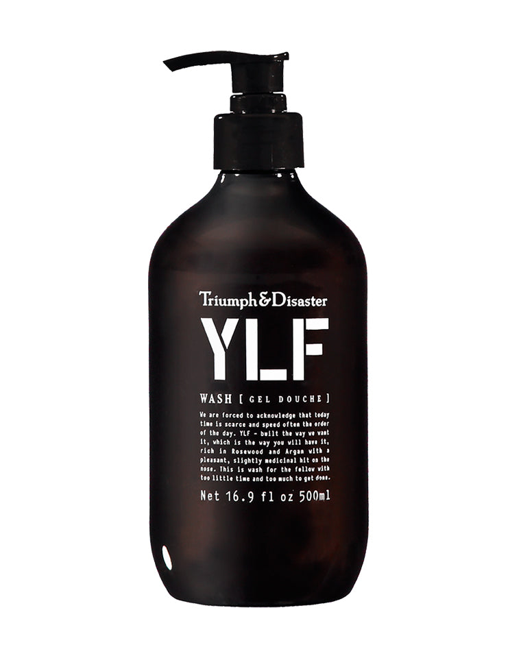 YLF Wash 500 ml Btl. | Triumph & Disaster