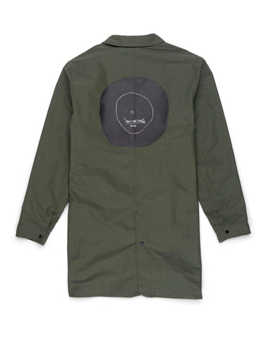 Basquiat Jacket / Green