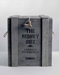 The Money Box Porcelain Piggy Bank
