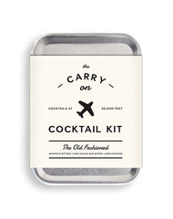 Carry-on Cocktail Kit / Old Fashion