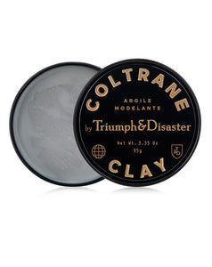 Coltrane Clay Pomade |Triumph & Disaster