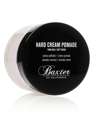 Hard Cream Pomade | Baxter of California