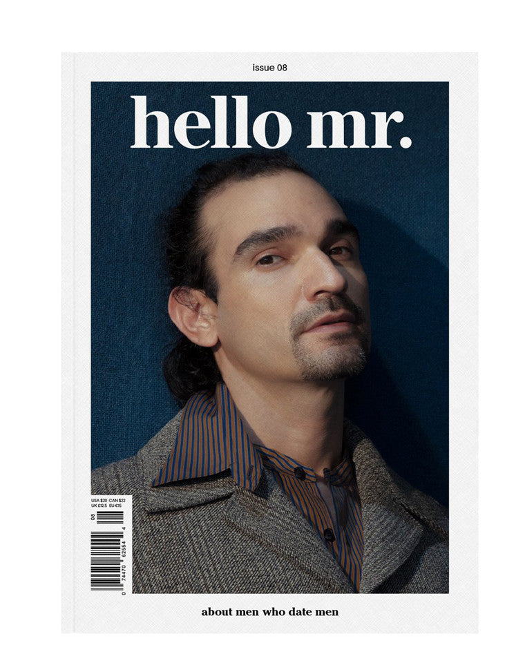 Hello Mr. / Issue 8