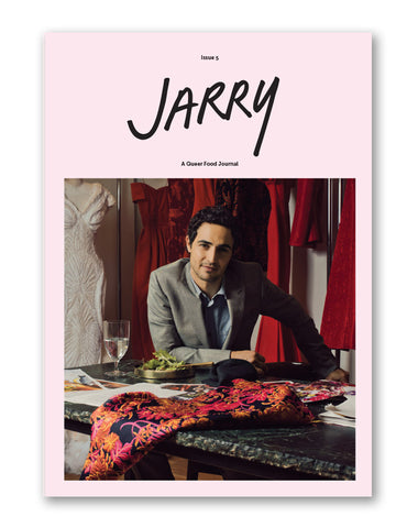 Jarry Issue 5