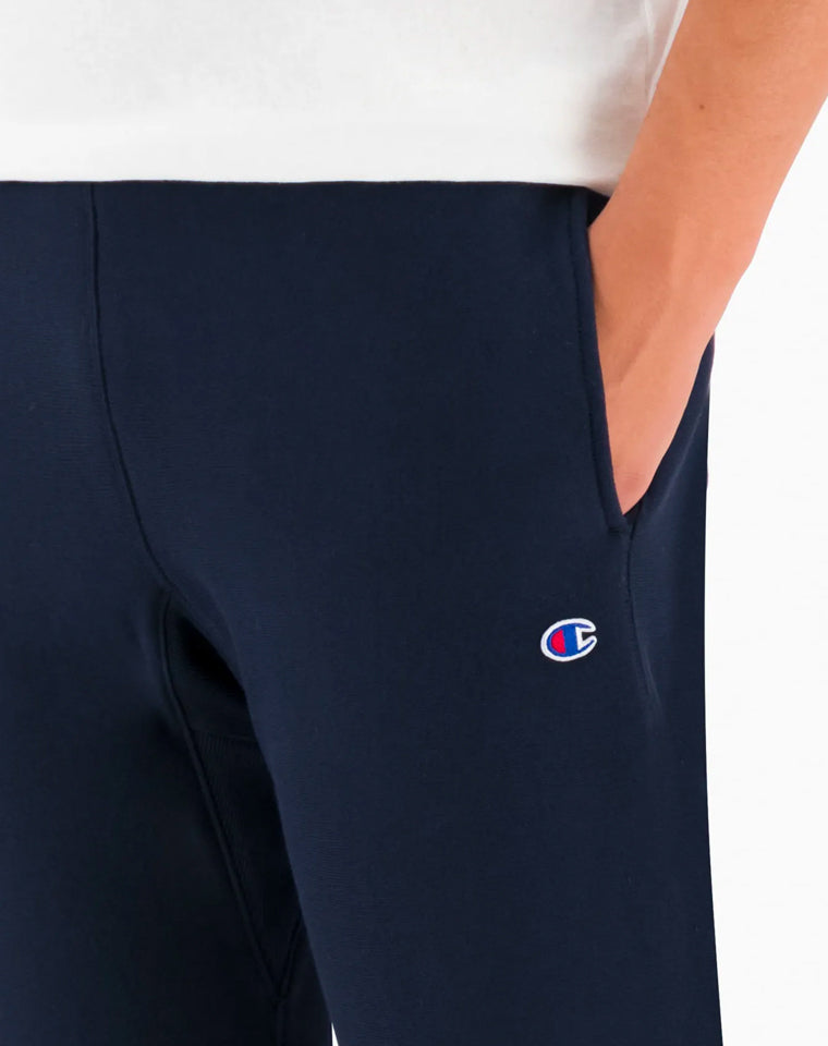 Reverse Weave Warmup Jogger in Navy | Champion Europe