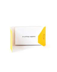 Message Booklet: A Little Happy