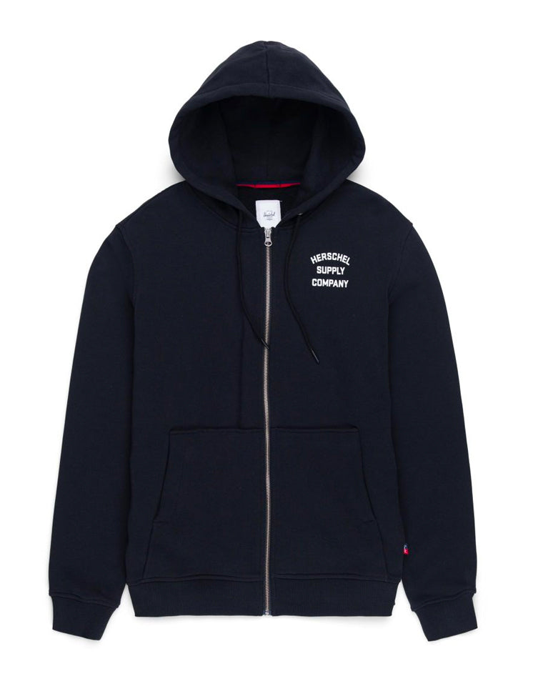 Stack Logo Zip Hoodie | Herschel Supply