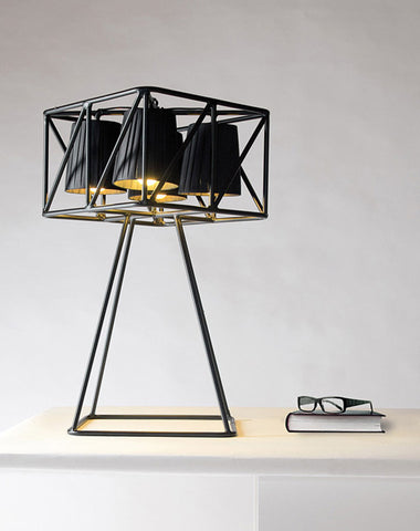 Multilamp table lamp by Emanuele Magini
