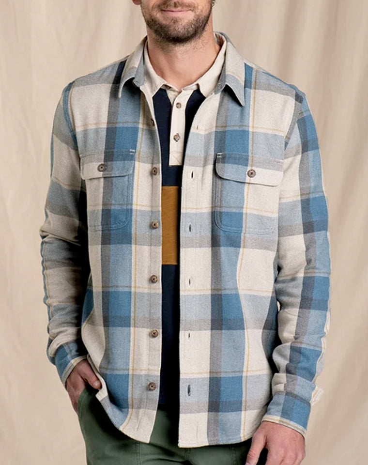 Ranchero Flannel | Toad & Co.