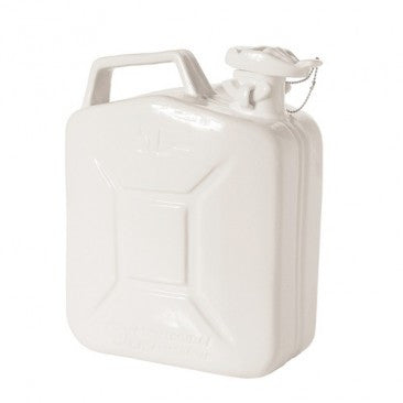 Porcelain Gas Can