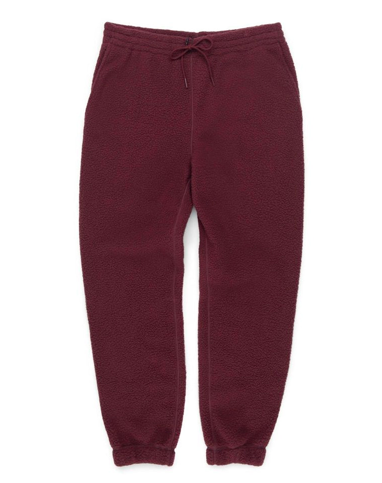 Sherpa Sweat Pant -  Plum | Herschel Supply