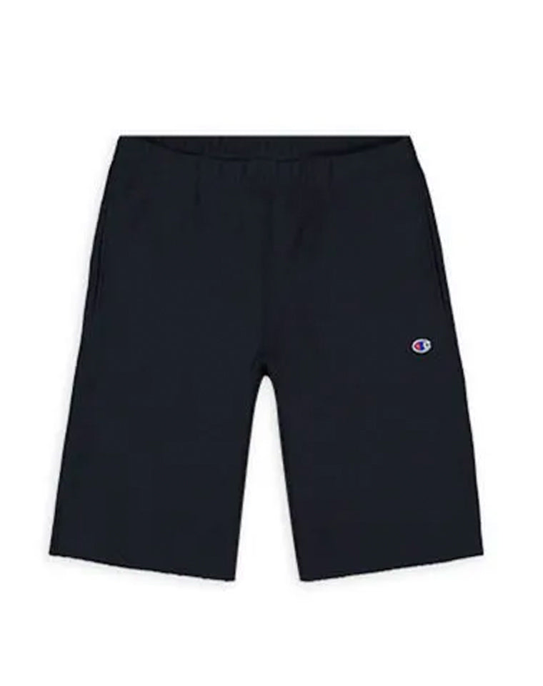 Reverse Weave Warmup Short in Navy | Champion Europe