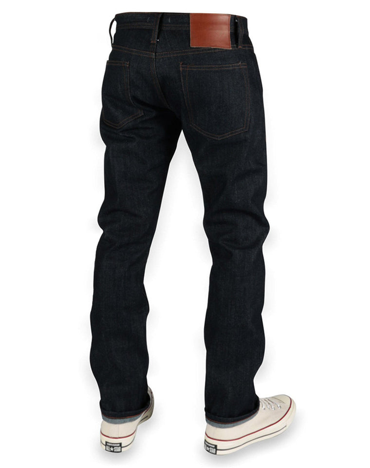 Tapered Fit 14.5oz Indigo Selvedge | Unbranded Brand