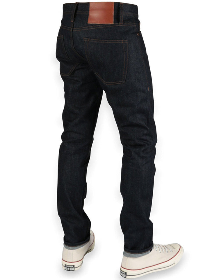 Tight Fit 14.5oz Indigo Selvedge | Unbranded Brand