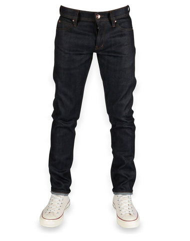 Tight Fit 11oz. Selvedge Stretch Denim | Unbranded Brand