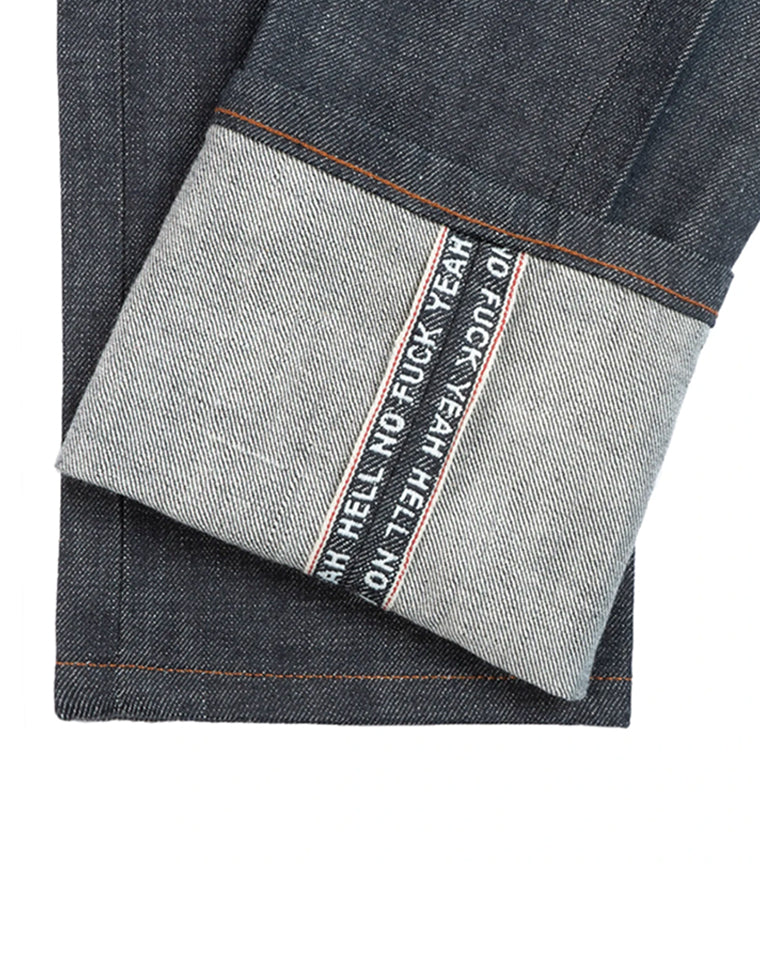 Vulgar Selvedge / Easy Guy | Naked & Famous