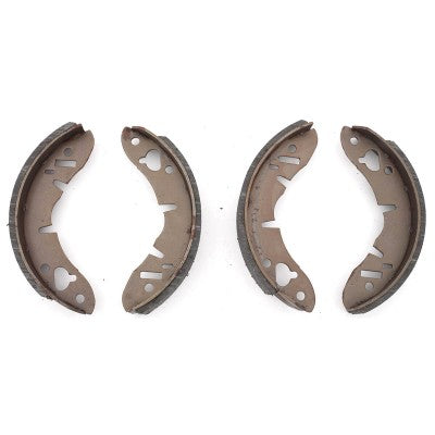 midget-21-10046N REAR BRAKE SHOES 1962-63 WITH FRONT DRUMS BRAKES