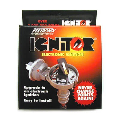 tr6-222395 Electronic Ignition