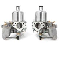 Mgb -366488 Twin HS4 SU New replacement Carb Set