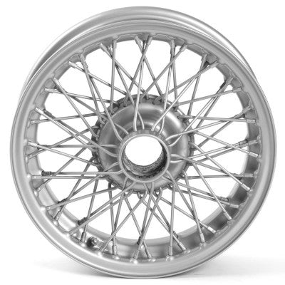 spitfire-D458C CHROME 60 SPOKE WIRE WHEEL